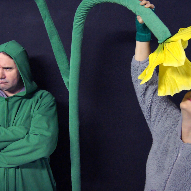 Kühne Bühne - Sei ein Frosch von Jörg Wolfradt