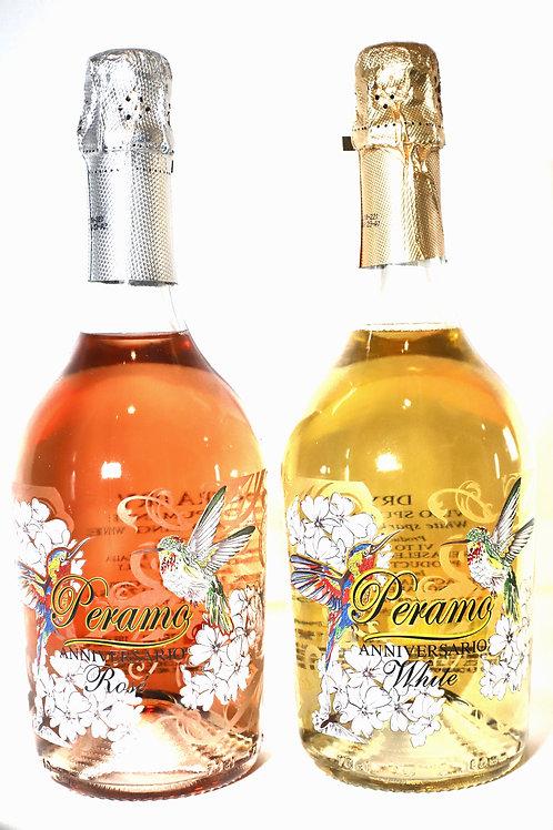 Peramo Prosecco pack- Rose & Pinot Bianco