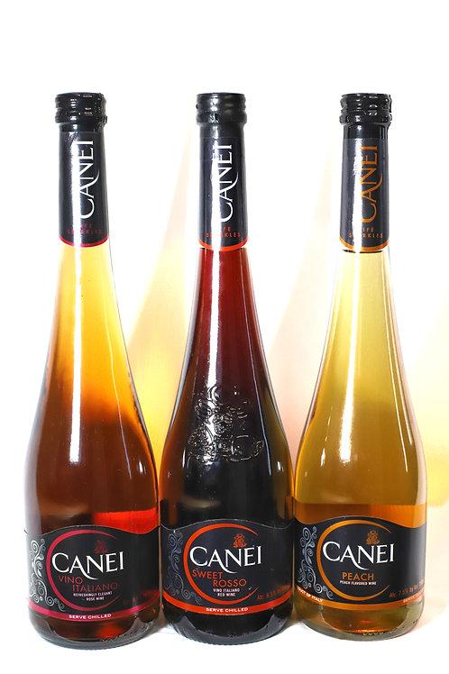 Canei Italiano Moscato 3 pack