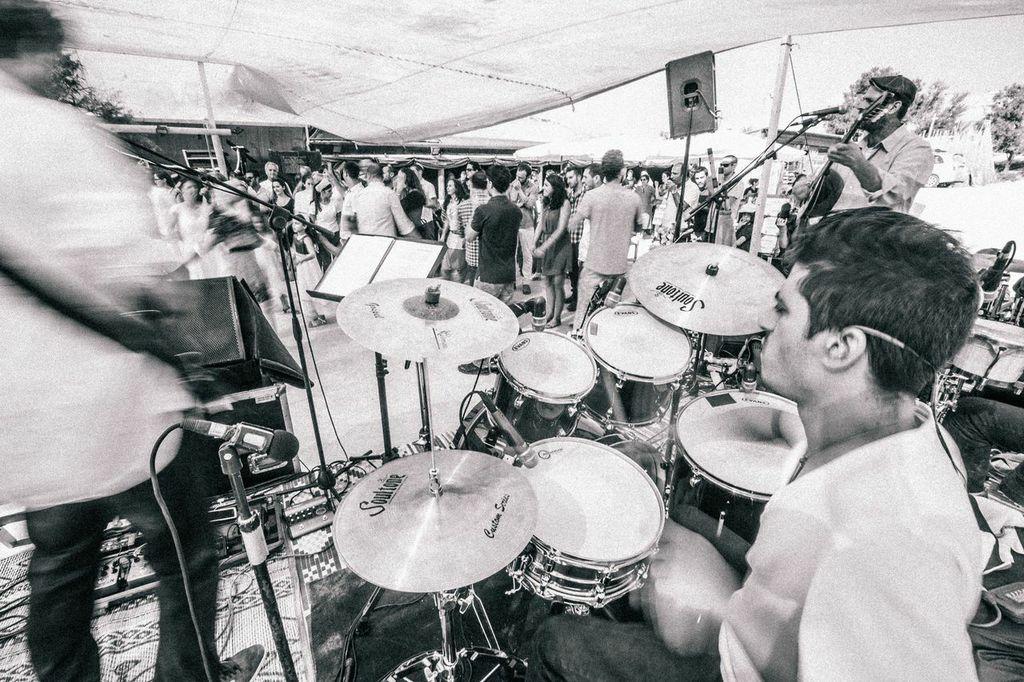 להקת בעלמא - BeAlma Band