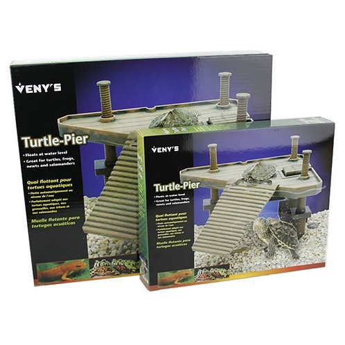 Reptile Turtle Pier Reptology Turtoise Accessory Floating Platform Play Ground