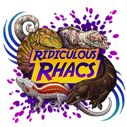Ridiculous Rhacs Logo