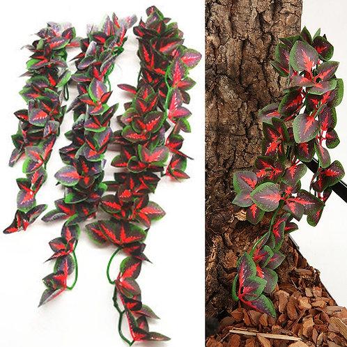 Reptile Vine - Red