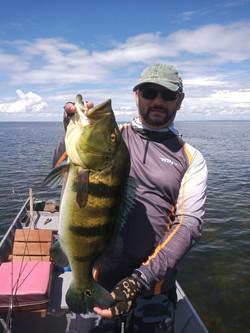 Dia de pesca esportiva - Juarez