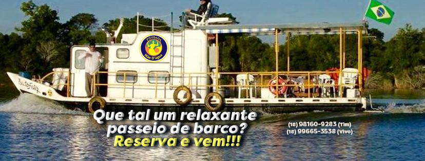 Barco Mãe Dágua