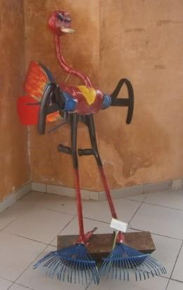 Pajaro Chapaleta