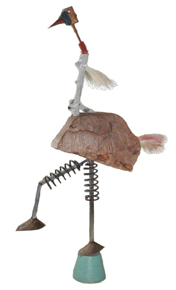 Avestruz del Futoro