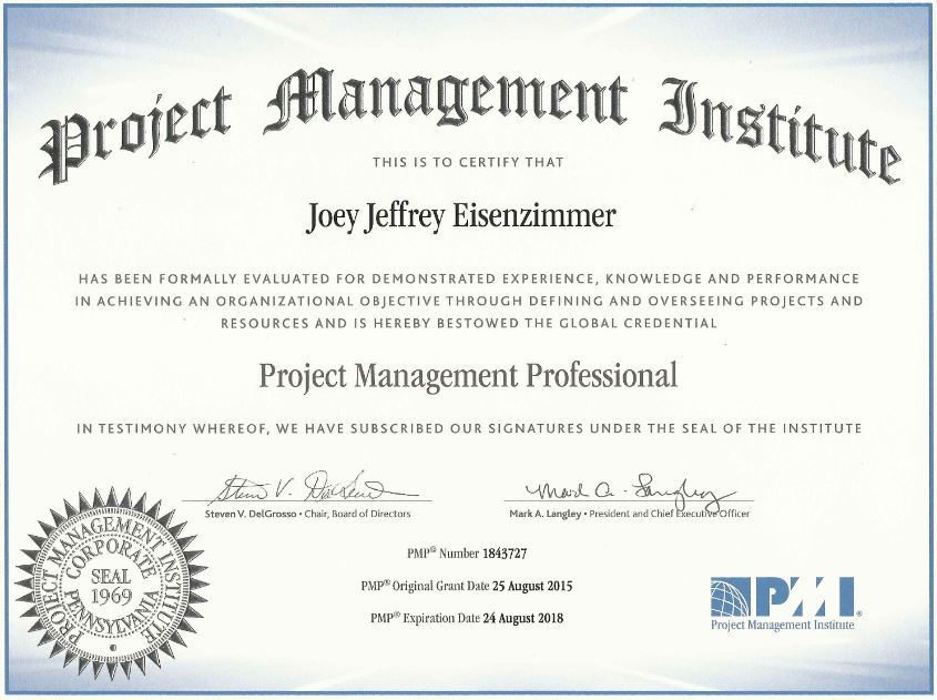 Cover the Cost of Your PMP Exam with VA Educational Benefits ...