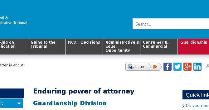 Protecting Principals From Errant Attorneys via NCAT