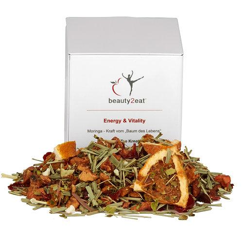 Energy & Vitality Tea