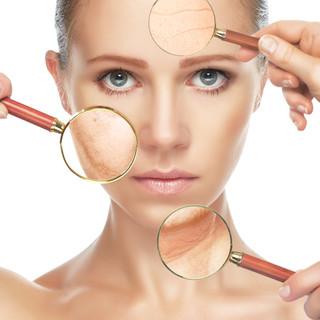 Hautpflege-Beratung