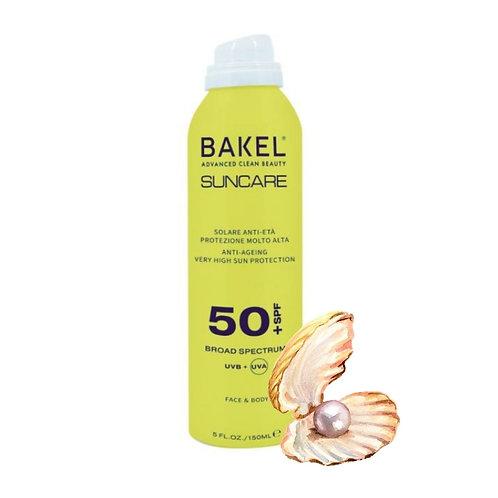 Bakel Sun Spray SPF 50+