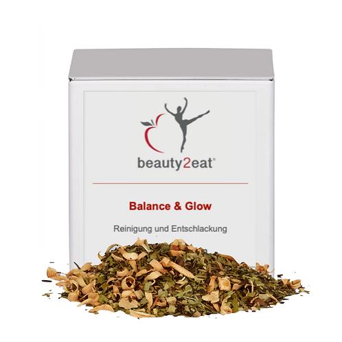 Balance & Glow Tea