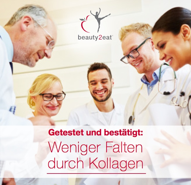 Klinische Studie der Universität Kiel zur Wirkweise von Kollagen