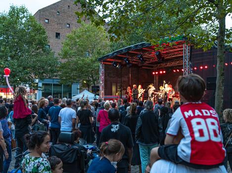 Hans & Candy Dulfer, JIP Live, 22 septem