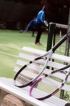 York Tennis Club Court