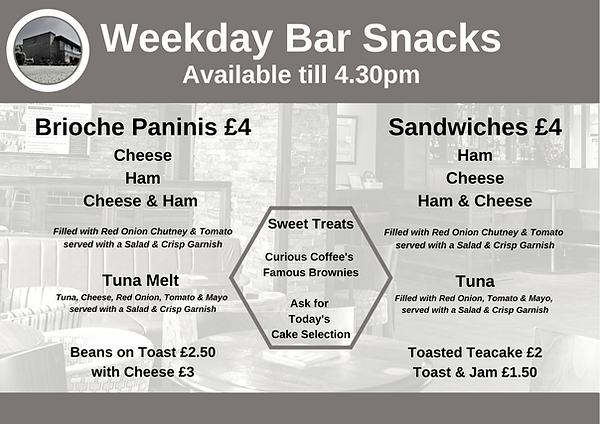Weekday Bar Snacks - no opening hours.pn