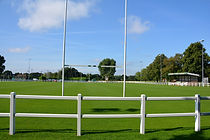 York RUFC pitch