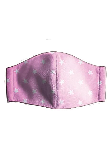 Protective Mask - Stars Pink