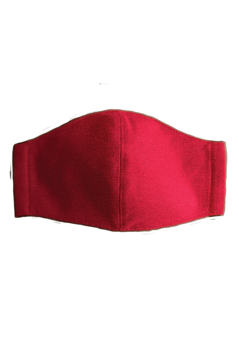 Protective Mask - Red