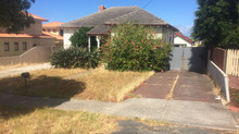 Demolition and site clear, Doubleview   $15500