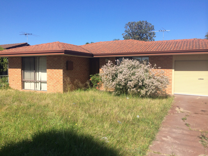 Demolition and site clear Yirigan Drv Dianella $13000