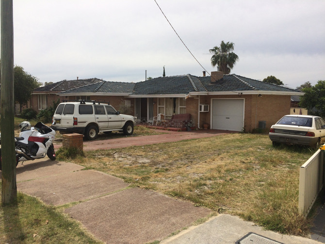 House demolition and site clear, Johnsmith street,  Morley $16500