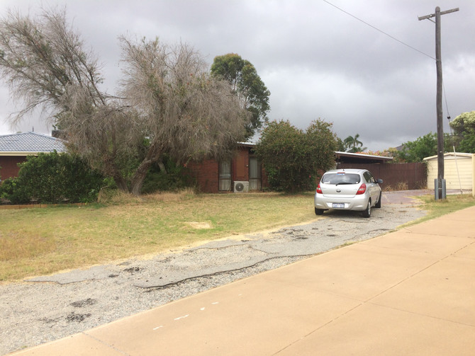 House Demolition and site clear, Harry Way, Willeton $18500