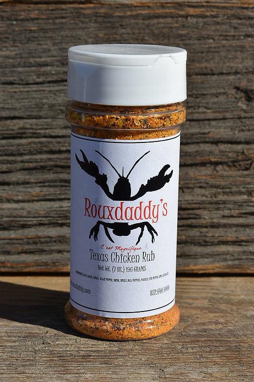 Texas Chicken Rub