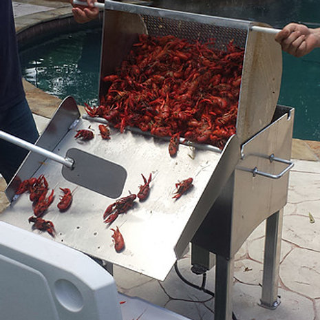 45 lbs. Crawfish/Seafood  Cooker