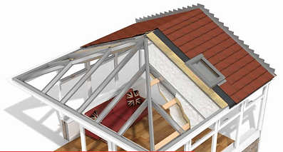 Insulated solid roof brochure link