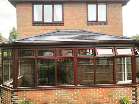 Insulate your conservatory roof