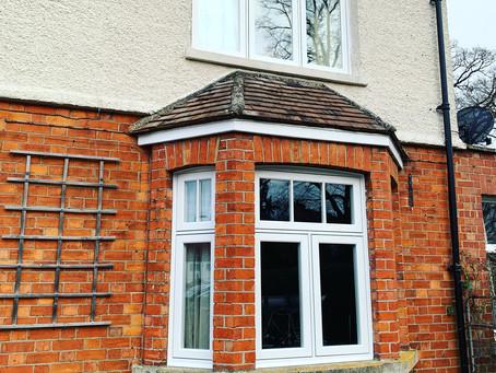 Alternative to timber windows