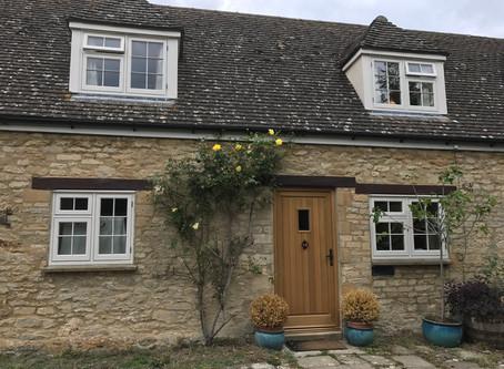 Real timber windows & door