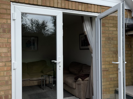 PVC double glazing for entrance doors offers great choice and value