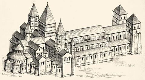 Abbaye de Cluny 910-1789.png
