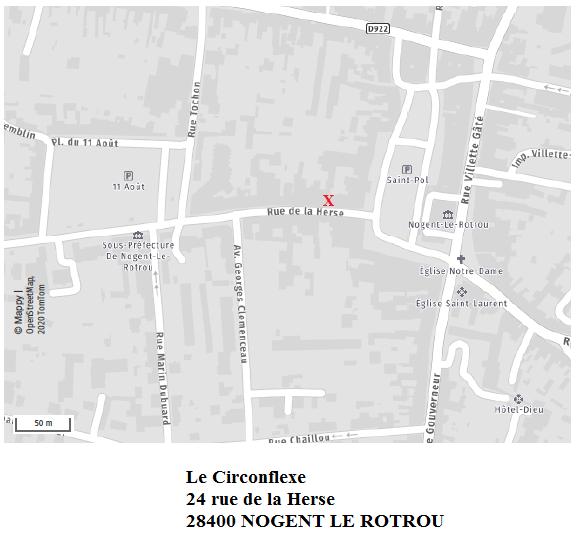 Association Le Circonflexe - 24 rue de l
