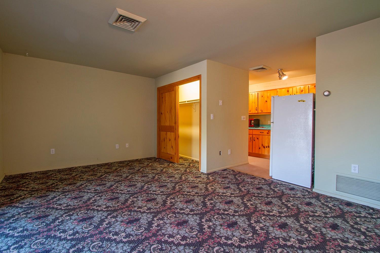 Guest apartment quarters