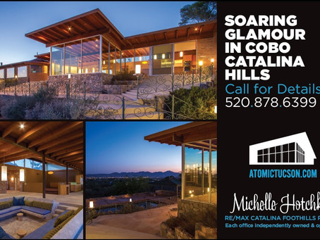 Luxury in the Tucson Foothills...