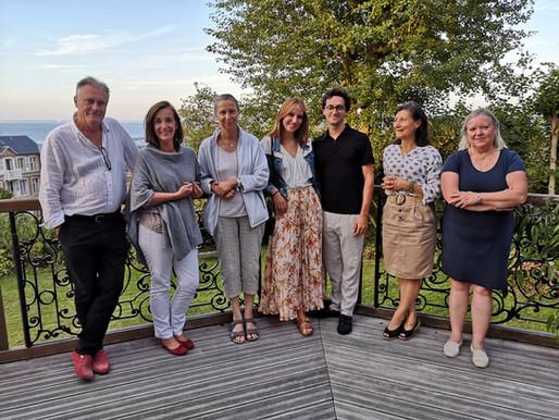 Stage d'été 2019 à Villers-sur-mer