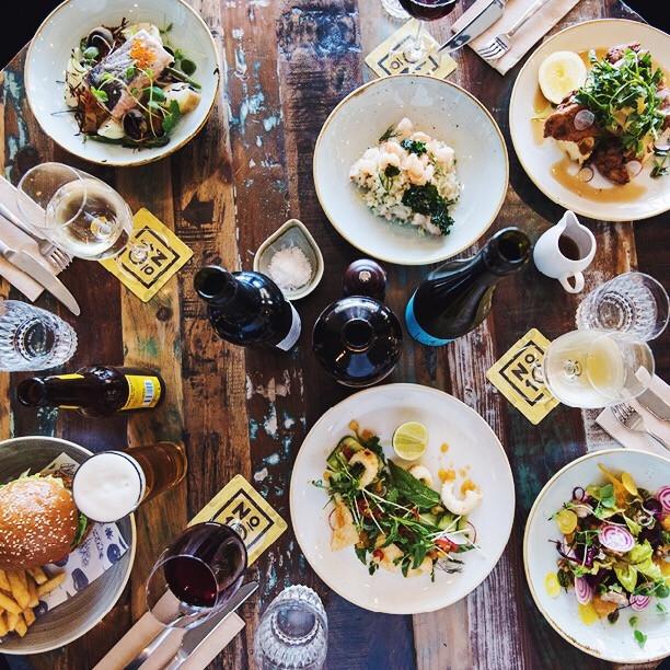 6 reasons to dine at No. 10 Restaurant + Bar