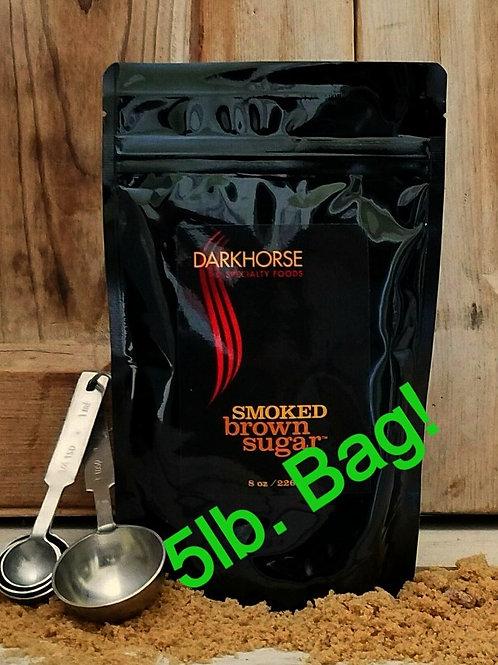 LARGE Smoked Brown Sugar
