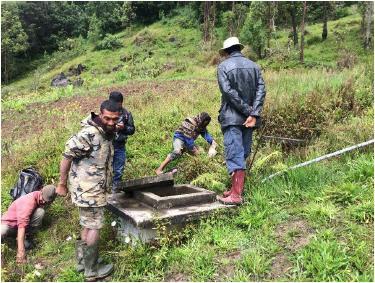 Water Sanitation & Hygiene (WASH) Feasibility Study – Hatu Balico, Ainaro  Timor Leste