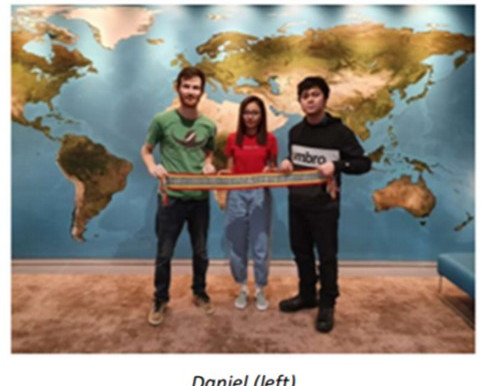 Update from Daniel Miller-Moran - Rotary Manningham WaSH Scholar - IHE Institute, DELFT Netherlands