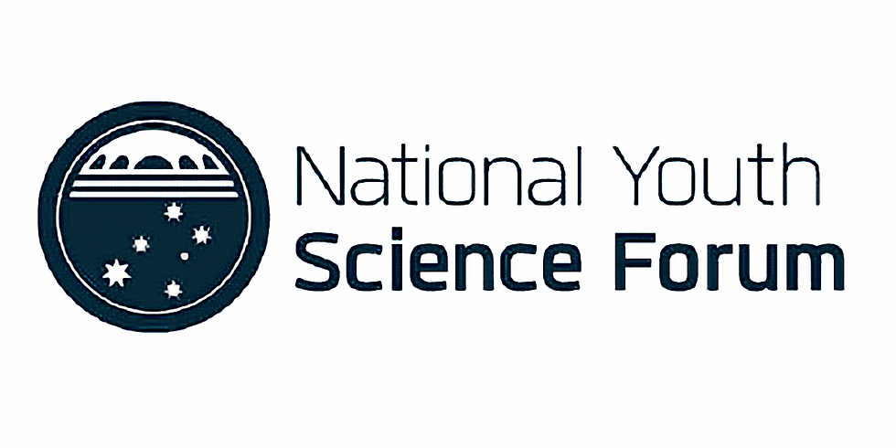 RCM Zoom Meeting - The National Youth Science Forum (NYSF)