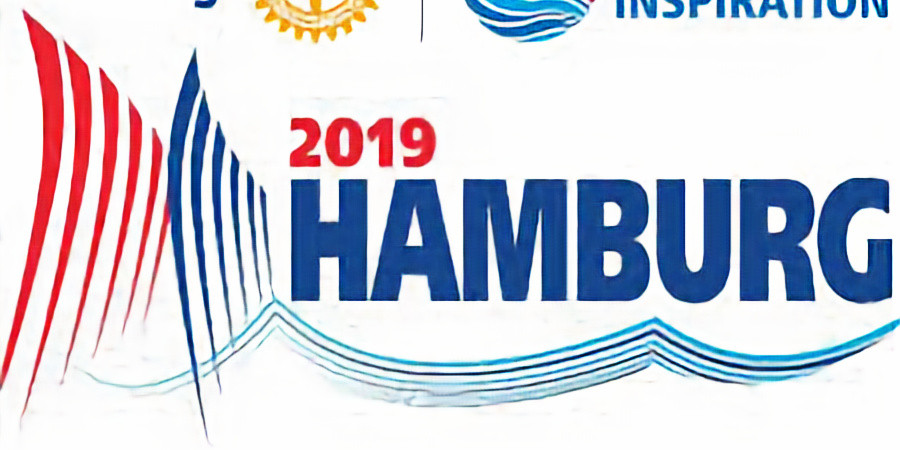 RCM Club Meeting -  highlights from the Rotary International Convention in Hamburg
