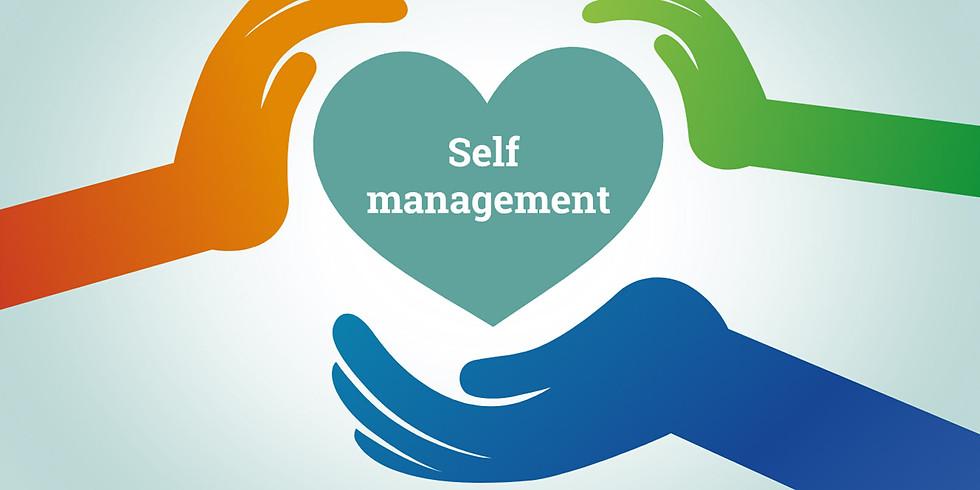 RCM Club  Meeting - Chronic Disease Self Management - Lisa Stothers RN