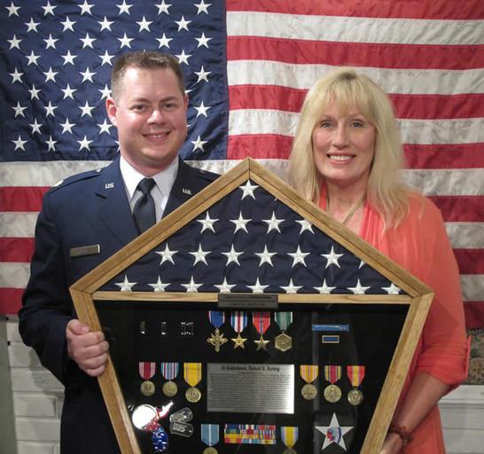 Major DeRosa & Darlene Koldenhoven