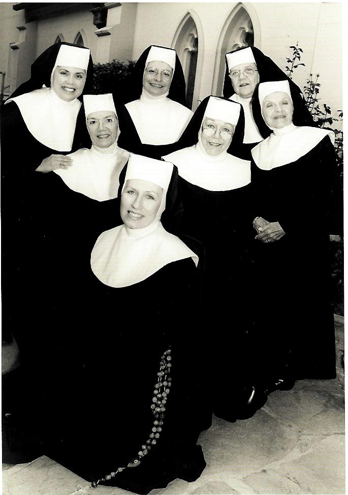 Darlene Sister Act Touring Nuns