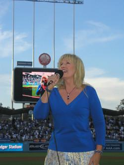 Dodgers Stadium Game 8/12/08
